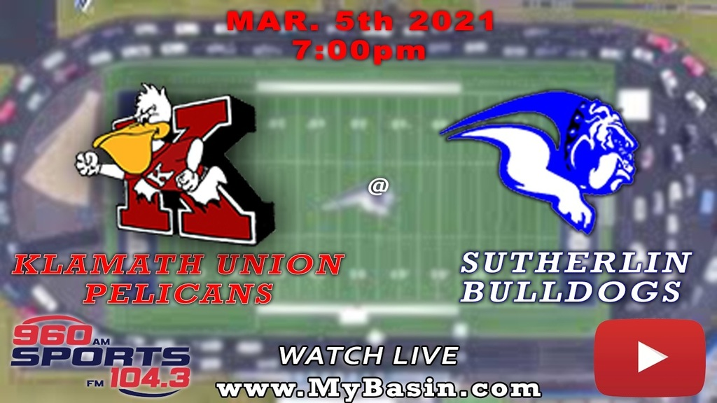 Promo Picture Sutherlin Bulldogs vs Klamath Union