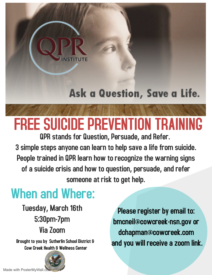 QPR Suicide Prevention Training file image